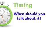 Negotiating Compensation 1: Timing is Everything